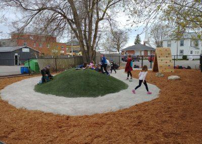 Daycare Play Yard